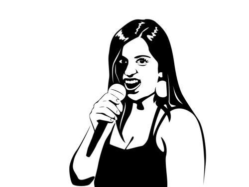 Malika-Vocals